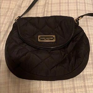 Quilted Marc Jacobs Crossbody Bag
